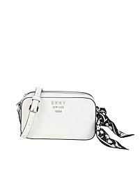 όμορφη λευκή τσάντα