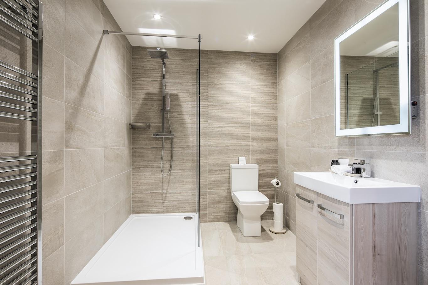 πλακάκια μπάνιου ανακαίνιση