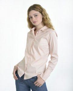 πουκάμισο ροζ μακρυμάνικο ρούχα paranoia καλοκαίρι