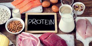 πρωτεΐνη κρέας αυγά φασόλια γάλα καταναλώνεις λιγότερη ζάχαρη