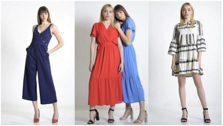 Νέα γυναικεία ρούχα Paranoia για το Καλοκαίρι 2020