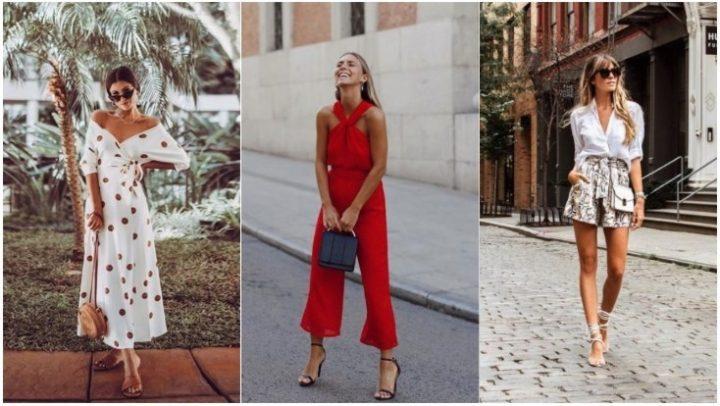 15 Στιλάτες ιδέες για σικ καλοκαιρινό ντύσιμο!