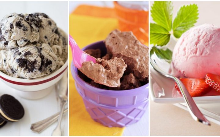 5 Πεντανόστιμες συνταγές για παγωτό που πρέπει να δοκιμάσεις!