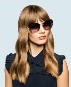 ντεγκραντέ γυαλιά ηλίου glitter