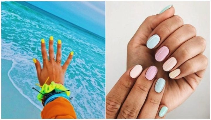 5 Χρώματα νυχιών που θα κυριαρχήσουν το Καλοκαίρι 2020