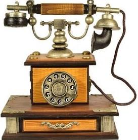 τηλεφωνο αντικε