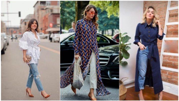 4 Ιδέες για να κάνεις ένα φόρεμα μπλούζα!