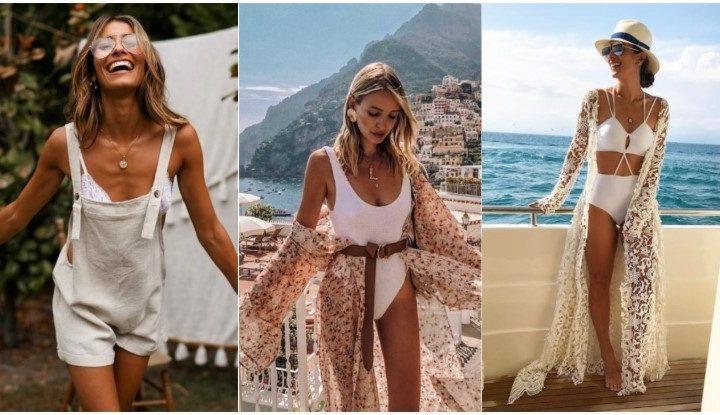 10 Ιδέες για κομψό beachwear φέτος το καλοκαίρι!