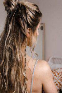 μαλλιά σπαστά μισά πάνω μισά κάτω