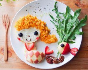 φαγητο παιδικο με λαχανικα
