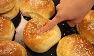 αφρατο ψωμι μπριος