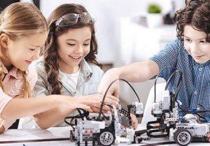 ρομποτικη με παιδια