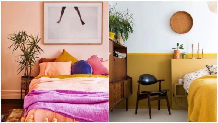 5 Χρώματα για μια εντυπωσιακή κρεβατοκάμαρα το 2020