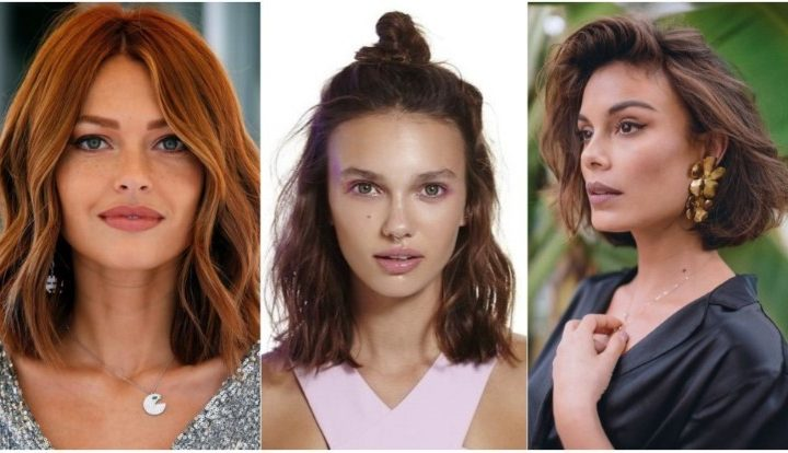 5 Όμορφα χτενίσματα για μακρύ καρέ μαλλί!