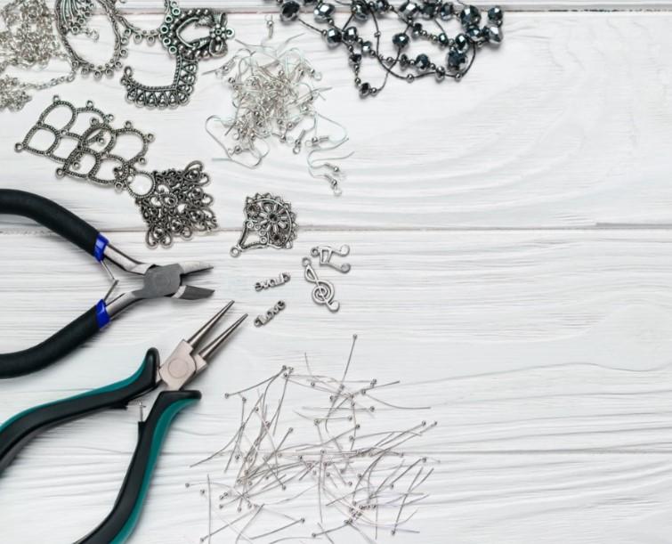 υλικά για χειροποίητα κοσμήματα