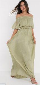 αέρινο μαξι φόρεμα