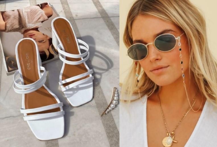 αξεσουάρ και παπούτσια της μόδας