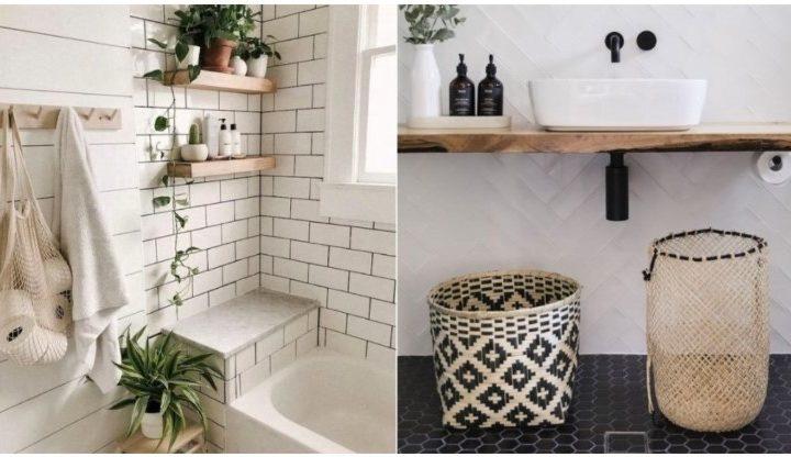 5 Όμορφα διακοσμητικά αντικείμενα για ένα κομψό μπάνιο!