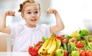 σωστη διατροφη παιδιωνν