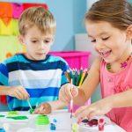 ιδέες δημιουργικής απασχόλησης για νήπια