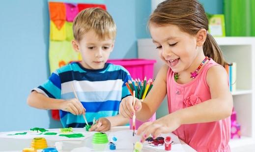 7 Ιδέες δημιουργικής απασχόλησης για νήπια που θα τα βοηθήσουν στο σχολείο!