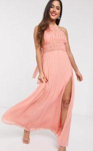 επίσημο μακρύ φόρεμα