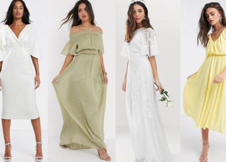 60 Εντυπωσιακές προτάσεις σε φορέματα για πολιτικό γάμο!