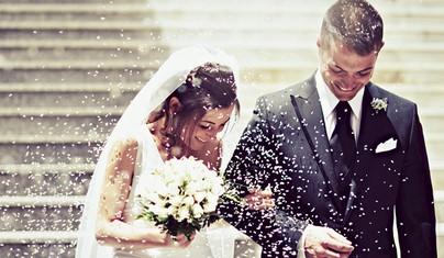 ζευγαρι σε γαμο