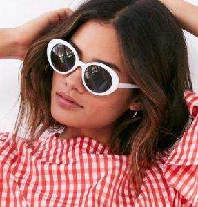 γυναικεία γυαλιά ηλίου στρογγυλά