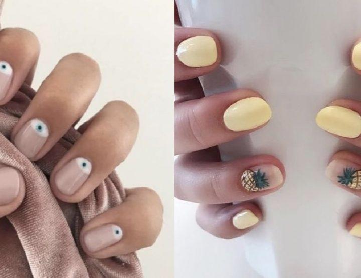 15 Καλοκαιρινά σχέδια για εντυπωσιακά νύχια το καλοκαίρι!