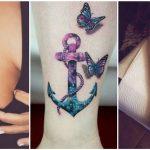 καλοκαιρινά τατουάζ