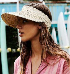 καπέλο σε στυλ τέννις