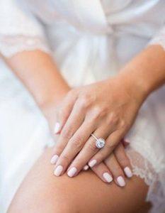 νυχια για νυφη