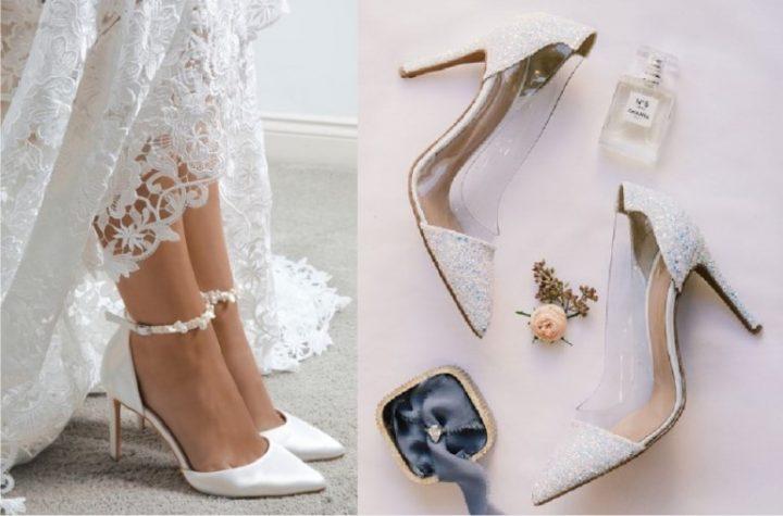 10 Μοντέρνες επιλογές σε νυφικά παπούτσια!