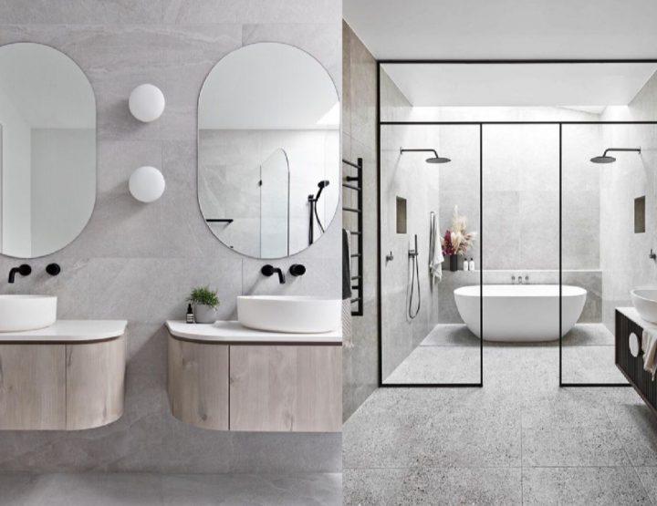 5 Υπέροχες ιδέες για μοντέρνο μπάνιο στο σπίτι σου!