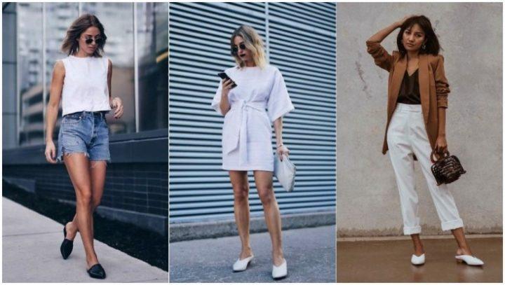 4 Τρόποι να φορέσεις τα mules το καλοκαίρι!