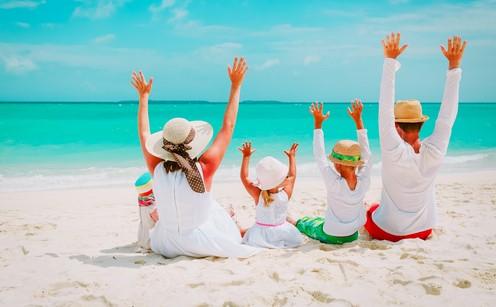 Πως θα ετοιμάσεις εύκολα τις βαλίτσες για τις διακοπές όλης της οικογένειας!