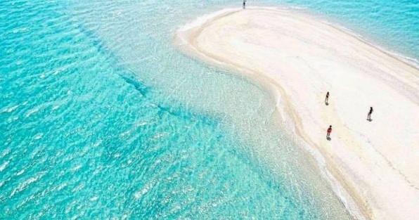 παραλία μύτη ποσείδι