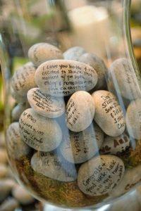 πετρες για ευχες σε γαμο