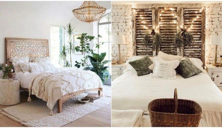 5 Όμορφες ιδέες για πρωτότυπη διακόσμηση κρεβατοκάμαρας!