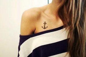 τατουαζ αγκυρα