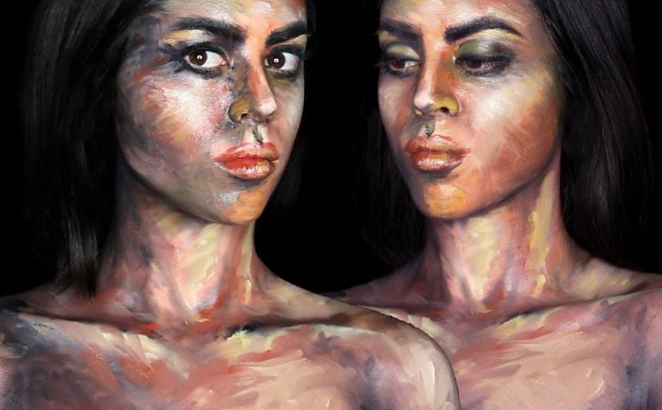 θεματικό μακιγιάζ