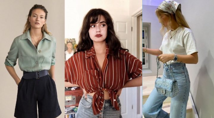 5 Vintage ρούχα και αξεσουάρ για τέλειο στυλ!