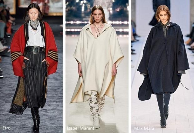 γυναικεία πανωφόρια μόδα φθινόπωρο χειμώνας 2021
