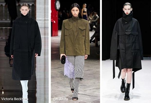 γυναικεία jackets ψηλό γιακά