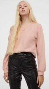 γυναικεία φούτερ μπλούζα με έναν ώμο έξω