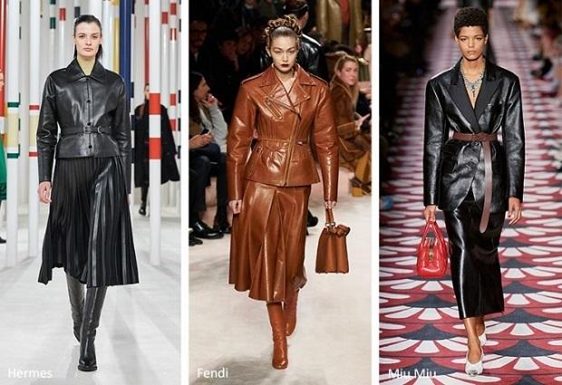 γυναικείο δερμάτινο σακάκι μπουφάν 2021