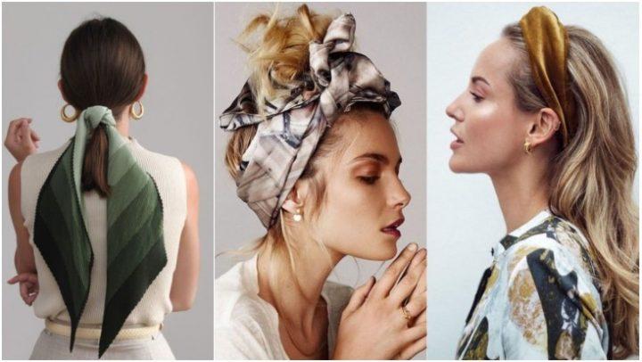 5 Καλοκαιρινά αξεσουάρ μαλλιών για στιλάτες εμφανίσεις!