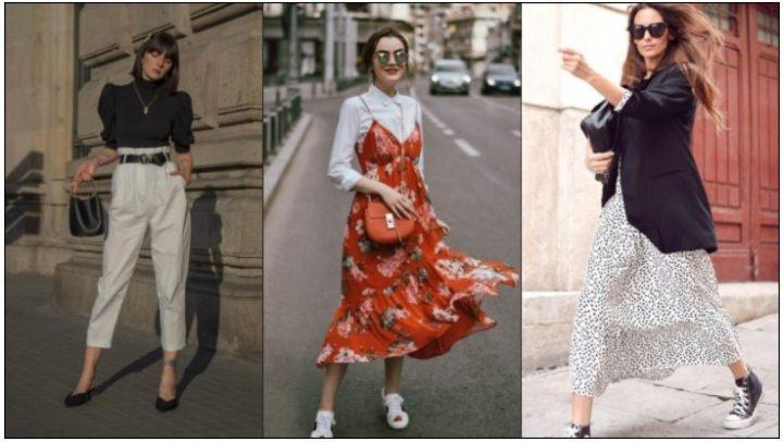 Πως να φορέσεις τα καλοκαιρινά σου ρούχα το φθινόπωρο!