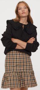 καρό χειμωνιάτικη φούστα